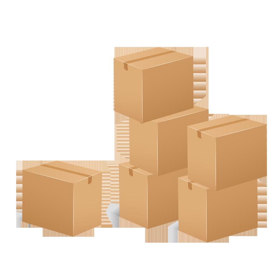 Cajas para envío de pedidos