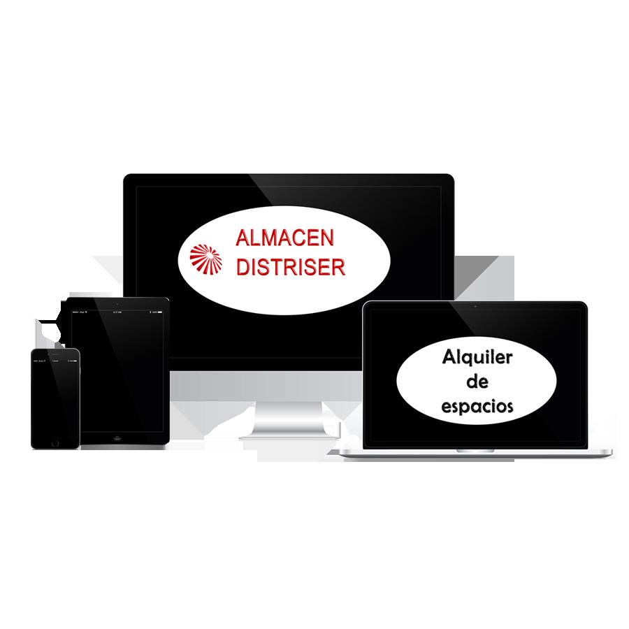 Medios digitales que usa Almacen Distriser